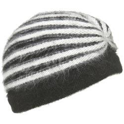 Topshop Angora Stripe Turban