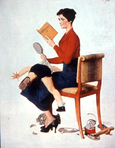 spanking-norman-rockwell